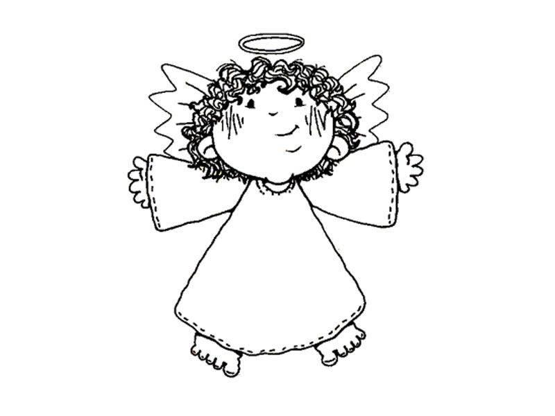 10566-stempelabdruck-stempel-engel