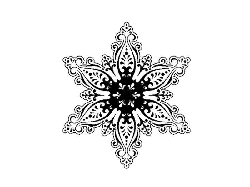 10564-stempelabdruck-stempel-schneeflocke
