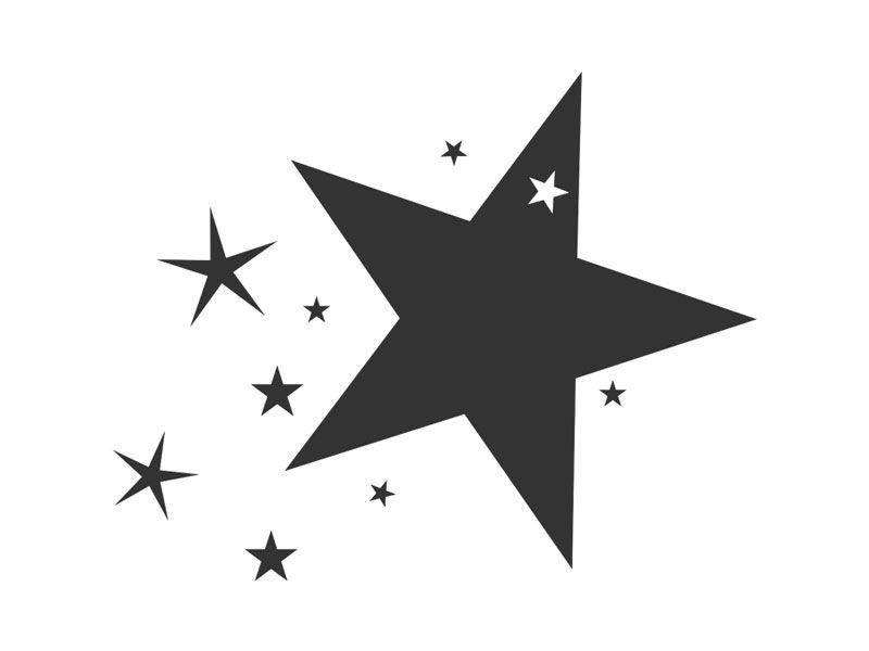 10565-stempelabdruck-stempel-stern